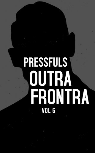 Outra Frontra, Vol 6 cover dark